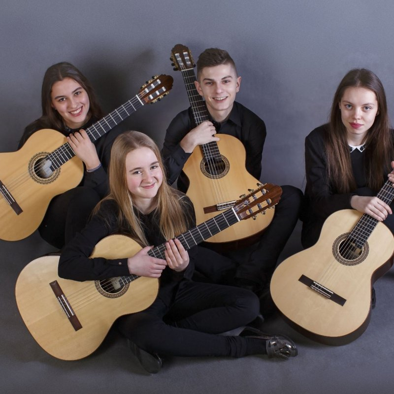 Felice Guitar Quartet