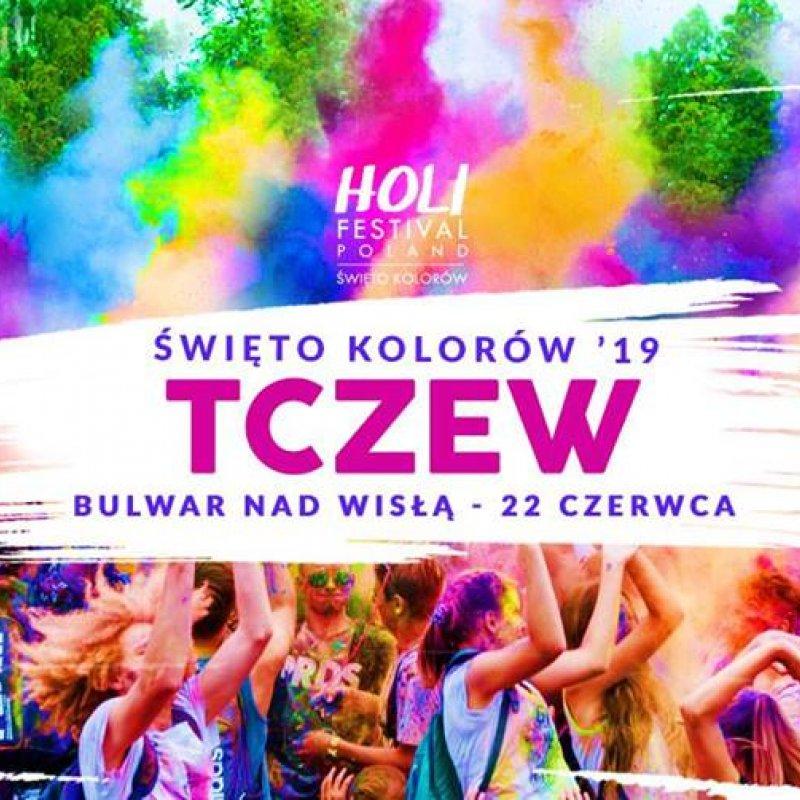Holi Festival Poland – Święto Kolorów