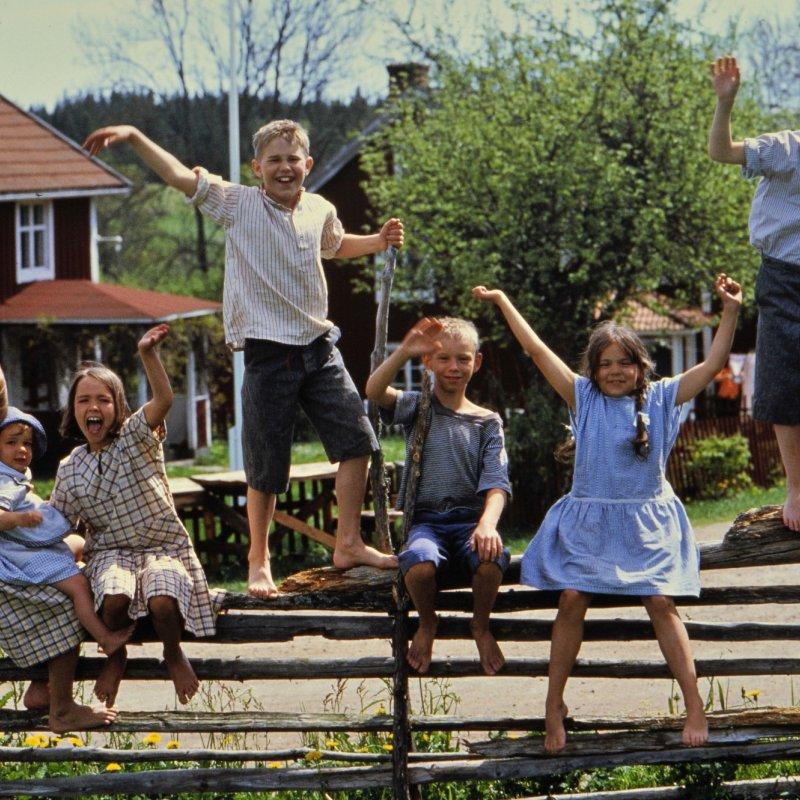 Nowe przygody dzieci z Bullerbyn