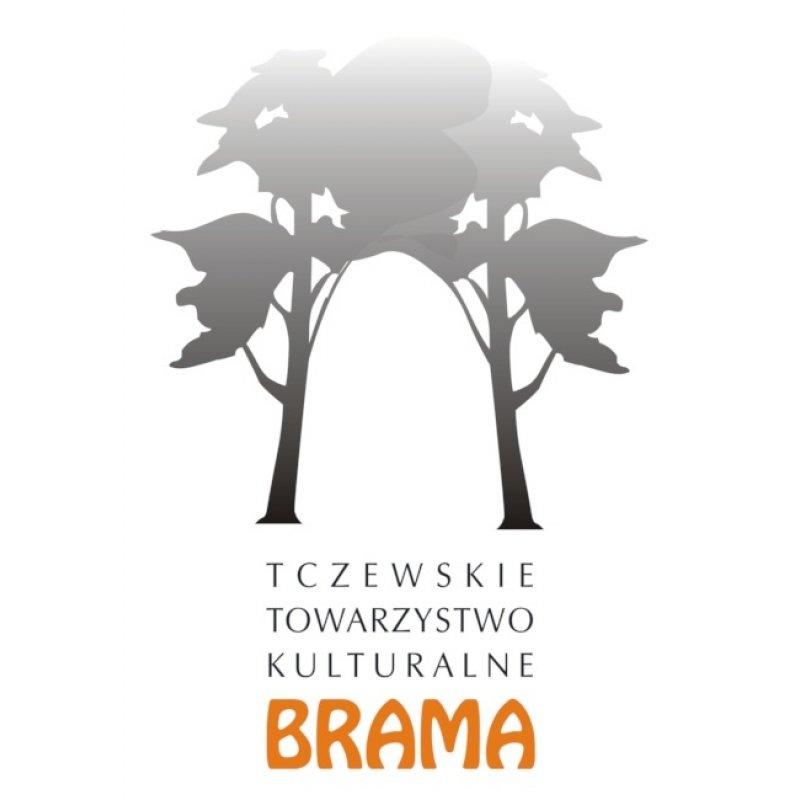 logo Tczewskiego Towarzystwa Kulturalnego BRAMA