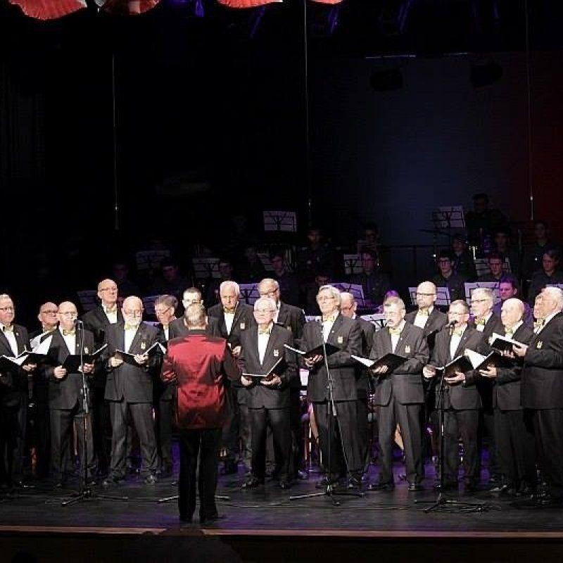 Koncert na tczewskiej scenie wspólnie z Harcerską Orkiestrą Dętą