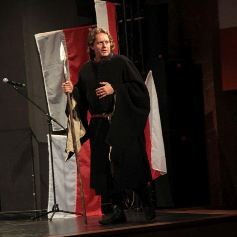 """""""Niepodległość i Bitwa Warszawska"""" - Żywa lekcja historii z udziałem grupy rekonstrukcyjnej"""