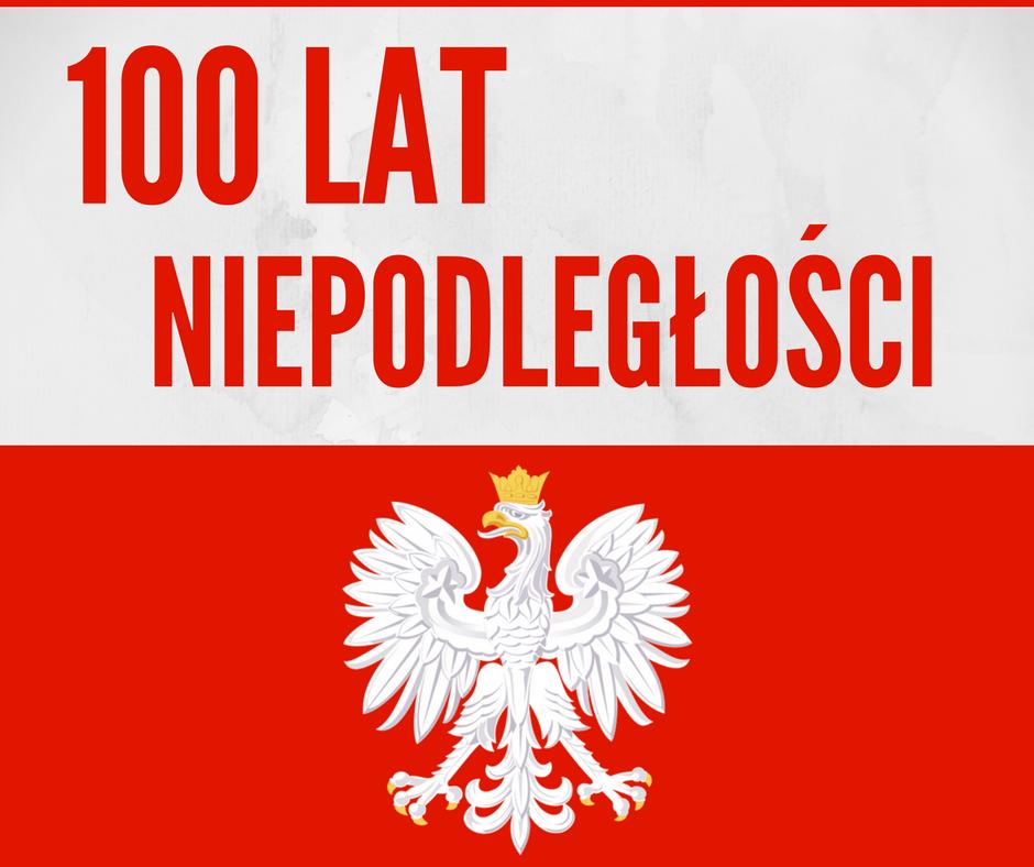 Znalezione obrazy dla zapytania 100 lat niepodległości polski animacja