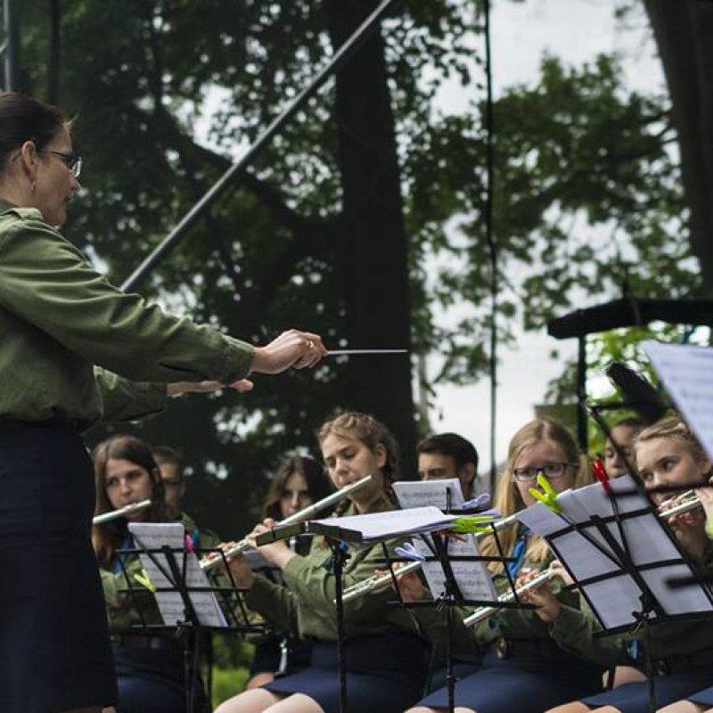 4.Nadbałtycki Festiwal Orkiestr Dętych w Lipuszu (2017)