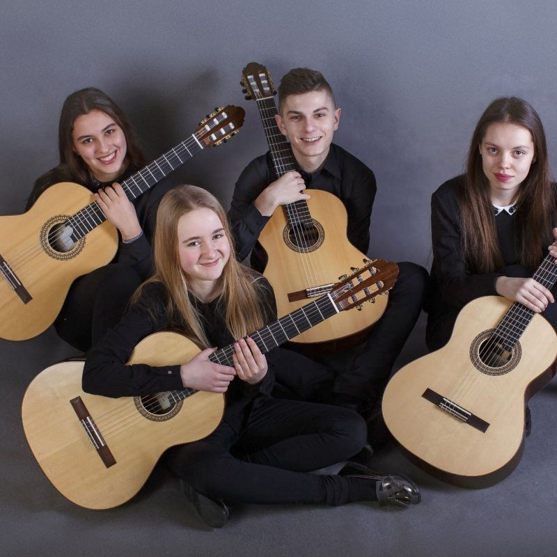 Felice Guitar Quartet